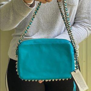 HOSTPICK Rebecca Minkoff Turquoise Crossbody bag